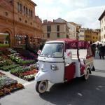 Umbria in Ape Rental Noleggio Vespe Noleggio Scooter Noleggio Ape Calessino (106)