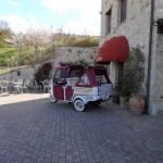 Umbria in Ape Rental Noleggio Vespe Noleggio Scooter Noleggio Ape Calessino (113)