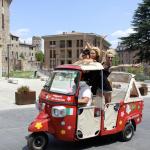Umbria in Ape Rental Noleggio Vespe Noleggio Scooter Noleggio Ape Calessino (122)